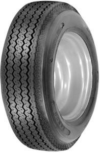Boat Trailer II Tires